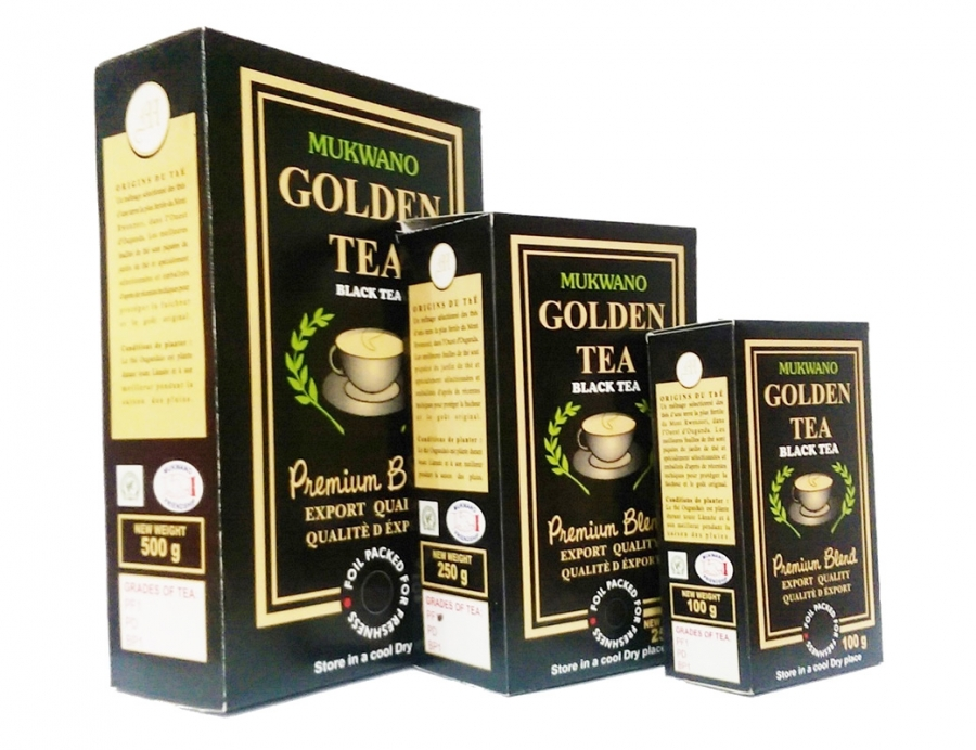 Mukwano Golden Tea